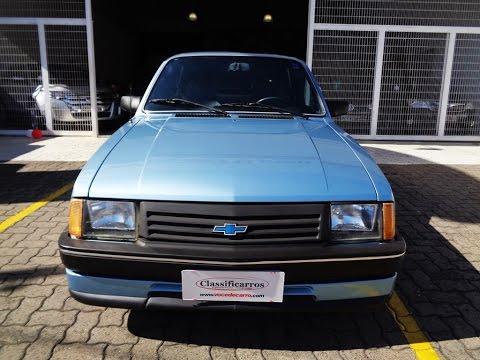 Chevrolet Chevette SL/E 1.6/S 8v (Gasolina) 1990