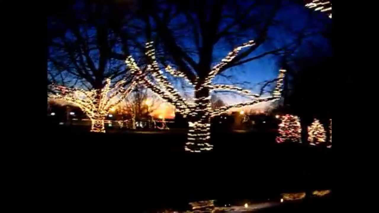 Our Lady of the Snow Way of Lights (both sides) - YouTube