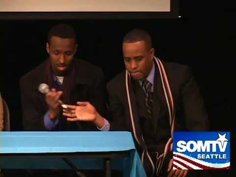 Part 3 UW Somali Students Association And Worldwide Somali Students & Professionals Seattle,WA