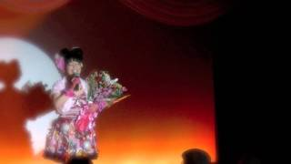 http://aokimikako.com/ オフィスMIKARIN♫ 2012年2月13日大阪新世界の通...