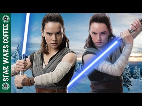 Download Youtube: Daisy Ridley talks her Stunts, and Story in The Last Jedi!