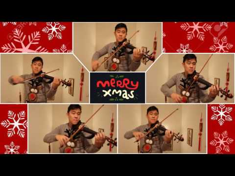 Leroy Anderson - A Christmas Festival (Arr. Michael Story) (COVER BY JAVILIN)