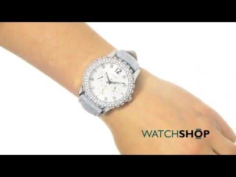 Guess Ladies' Dazzler Watch (W0336L7)