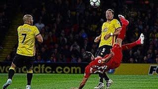 أجمل هدف في الدوري الإنجليزي لي موسم 2016/2017 HD