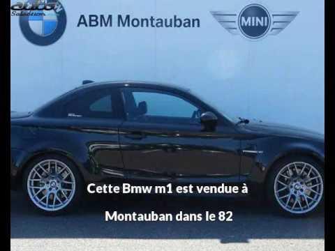 Bmw m1 occasion visible à Montauban présentée par Abm montauban