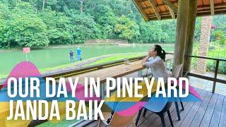 /BISHTRAVELS/ Our Day in PINEYARD, Janda Baik
