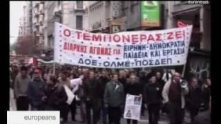 Test de crédibilité pour la Grèce