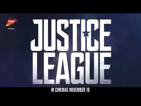 swyp presents - Justice League Official Trailer