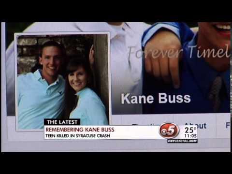 Remembering Kane Buss