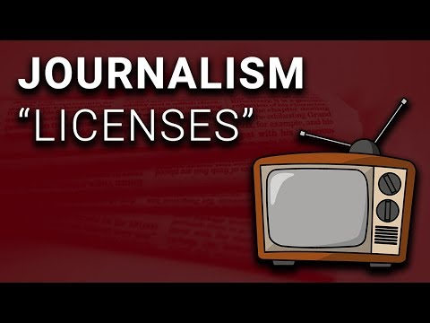 "Free Speech? Republican Wants to Require Journalism ""Licenses"""