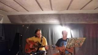 """Rainbow Connection acoustic cover from """"The Muppet Movie"""""""