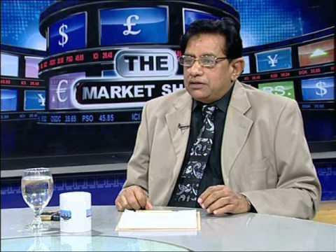 TARIQUE KHAN JAVED DISCUSSING 'THE GREAT GAME AND OIL RESERVES' WITH HASAN MUBEEN QURESHI