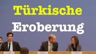 21. März 2018 - Komplette Bundespressekonferenz (RegPK)
