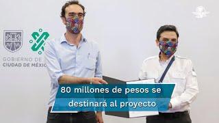 El secretario de Movilidad, Andrés Lajous, explicó que cada operador dado de alta en el IMSS tendrá un costo para la administración local de 12 mil pesos mensuales