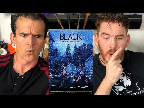 BLACK | Amitabh Bachchan | Trailer REACTION!!