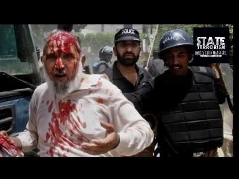 Model Town Incident  Massacre   17 June 2014   Lahore #StateTerrorism