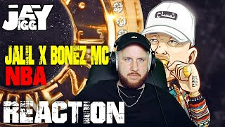 Jalil x Bonez MC - NBA I REACTION