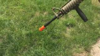 Lancer tactical shooting test