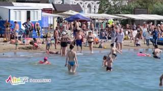 Анапа, центральный пляж 5 июня 2016 года(Фотографии центрального пляжа Анапы за 5 июня 2016 года: http://www.anapakurort.info/forum/viewtopic.php?p=830475#830475., 2016-06-05T19:10:40.000Z)
