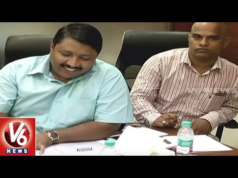Telangana Government Hikes Salary Of EGMM Employees | Hyderabad | V6 News