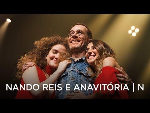 Nando Reis e Anavitória - N ao vivo nos ensaios para a turnê