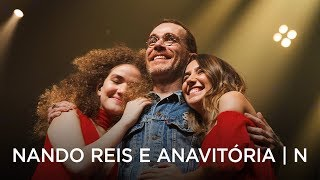 Baixar Nando Reis e Anavitória - N (ao vivo nos ensaios para a turnê)
