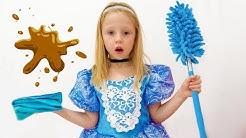 Stacy geht in einen Schönheitssalon für Zwickmühlen