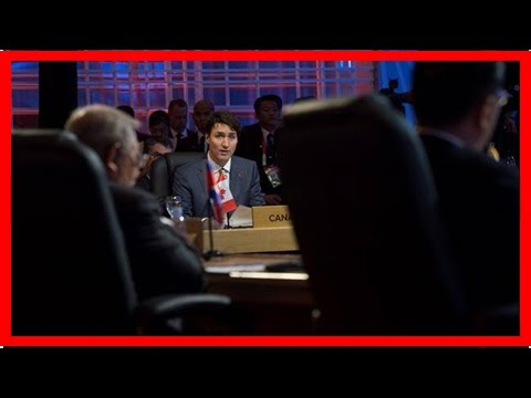 News today-Trudeau sings praises of canada with asean on trade, promises to help with computer