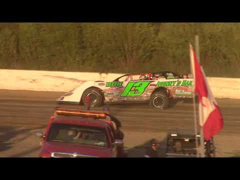 Genesee Speedway Crate Late Model Heats 8-31-19