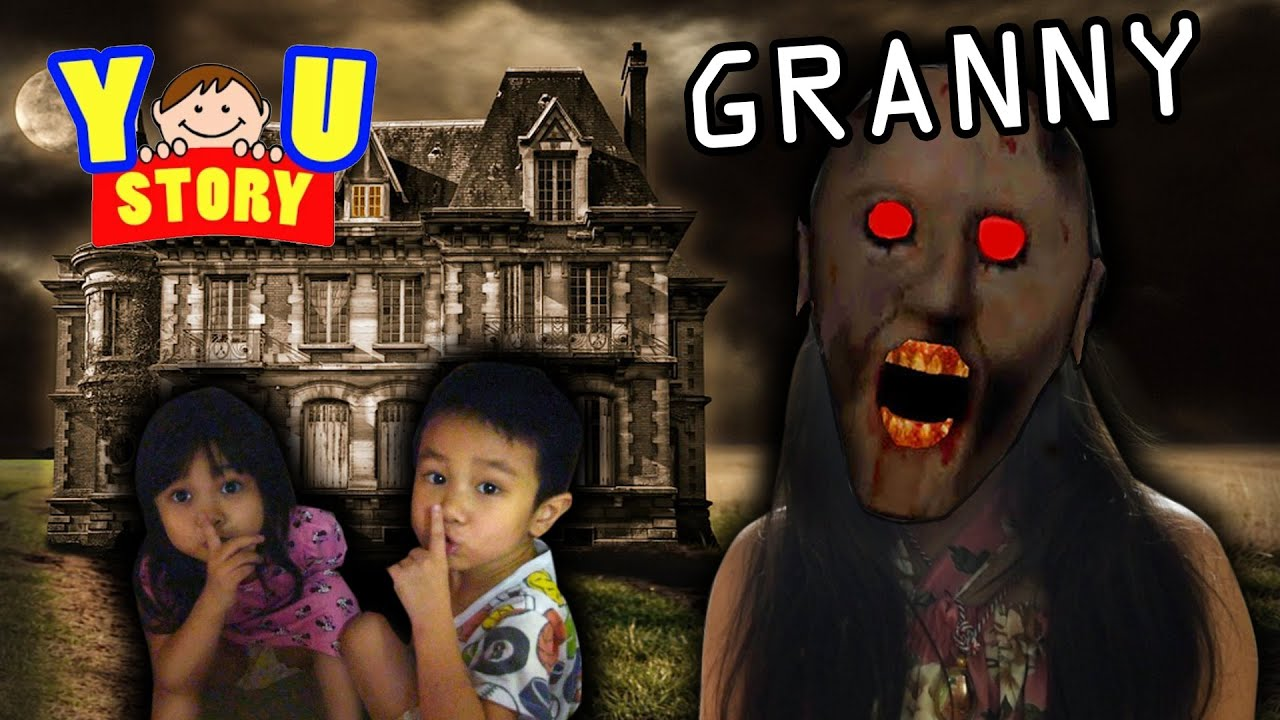 เอาชีวิตรอด !! ผีคุณยายแกรนนี่บุกบ้าน วันฮาโลวีน GRANNY | YOU STORY