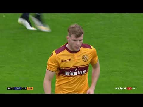 Queens Park v Motherwell 15th July 2017