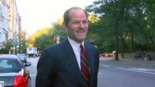 Eliot Spitzer Hits The Street