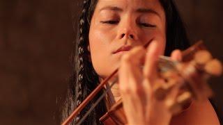 Anaïs Chen plays J.S. Bach - Adagio from Sonata I for solo violin BWV 1001