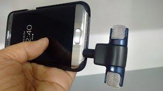 Đập hộp Microphone External dùng cho Điện thoại và GoPRO