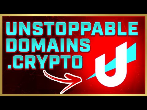 Unstoppable Domains (2020) | Put Your Website On The Blockchain With A .CRYPTO Domain And Wallet