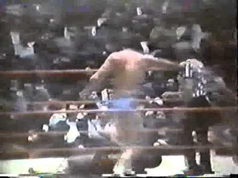 70s Wrestling Rufus Jones vs Ron Fuller
