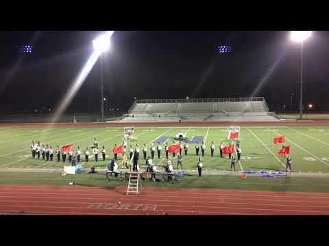 Yucaipa High School Marchingband 1,2,3 movement