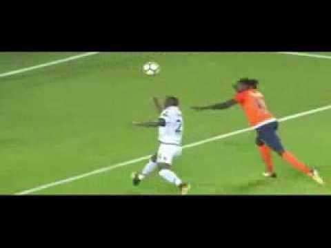Basaksehir vs Club Brugge KV 1-0 Adebayor Amazing Goal  02.08.2017 (HD)