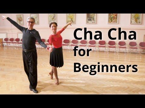 Cha Cha Basic For Beginners