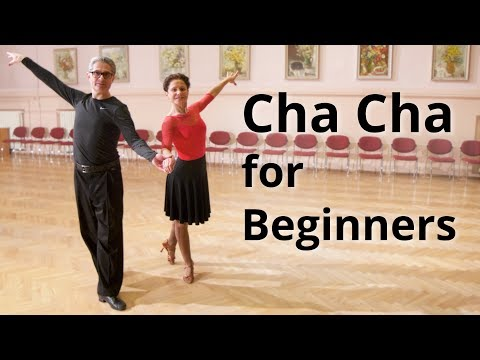 Step 4: Cha-Cha-Cha (Counts Four-and-One)
