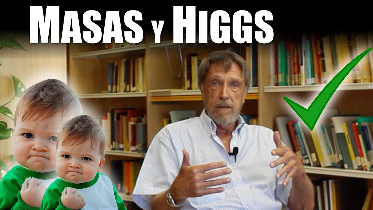 La ÚNICA explicación CORRECTA de la masa | El bosón de Higgs explicado a un niño, 2ª parte