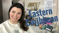 Disney Cruise Line   Eastern Caribbean