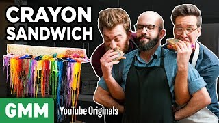Download The Simpsons' Grilled Crayon Sandwich ft. Binging With Babish Mp3 and Videos
