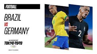Brazil vs Germany | Football - Highlights