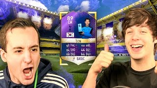 WHOPPING PLUR!! - FIFA 17 TOTS FREE PACKS