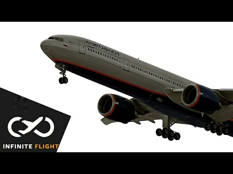 •Aeroflot• GE90 [77W] , lifts off from LFPG bound to Moscow •IFST™•