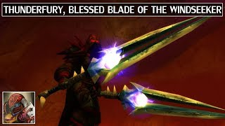 Thunderfury, Blessed Blade of the Windseeker - Azeroth Arsenal Episode 1