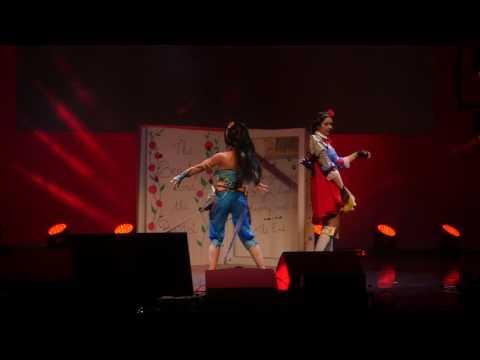 related image - Mang'Azur 2017 - Concours Général - 08 - Disney Warrior princesses