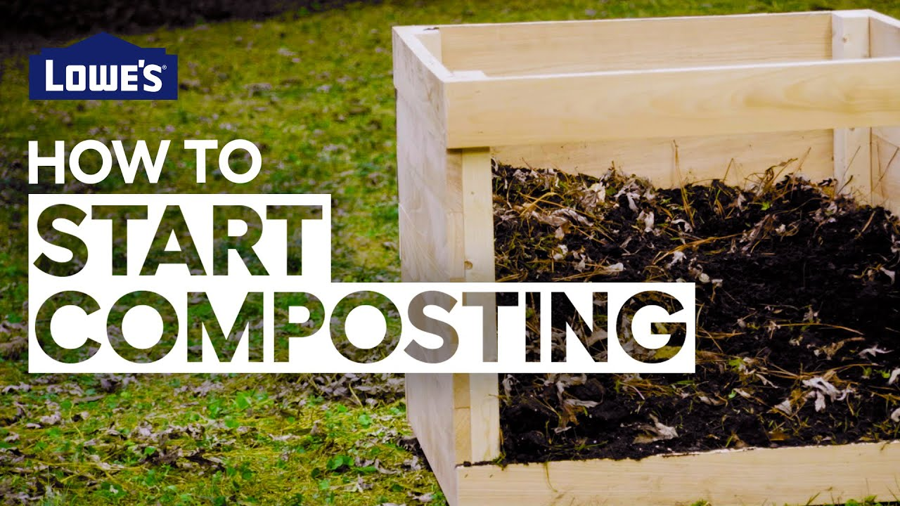 How To Start Composting | DIY Basics