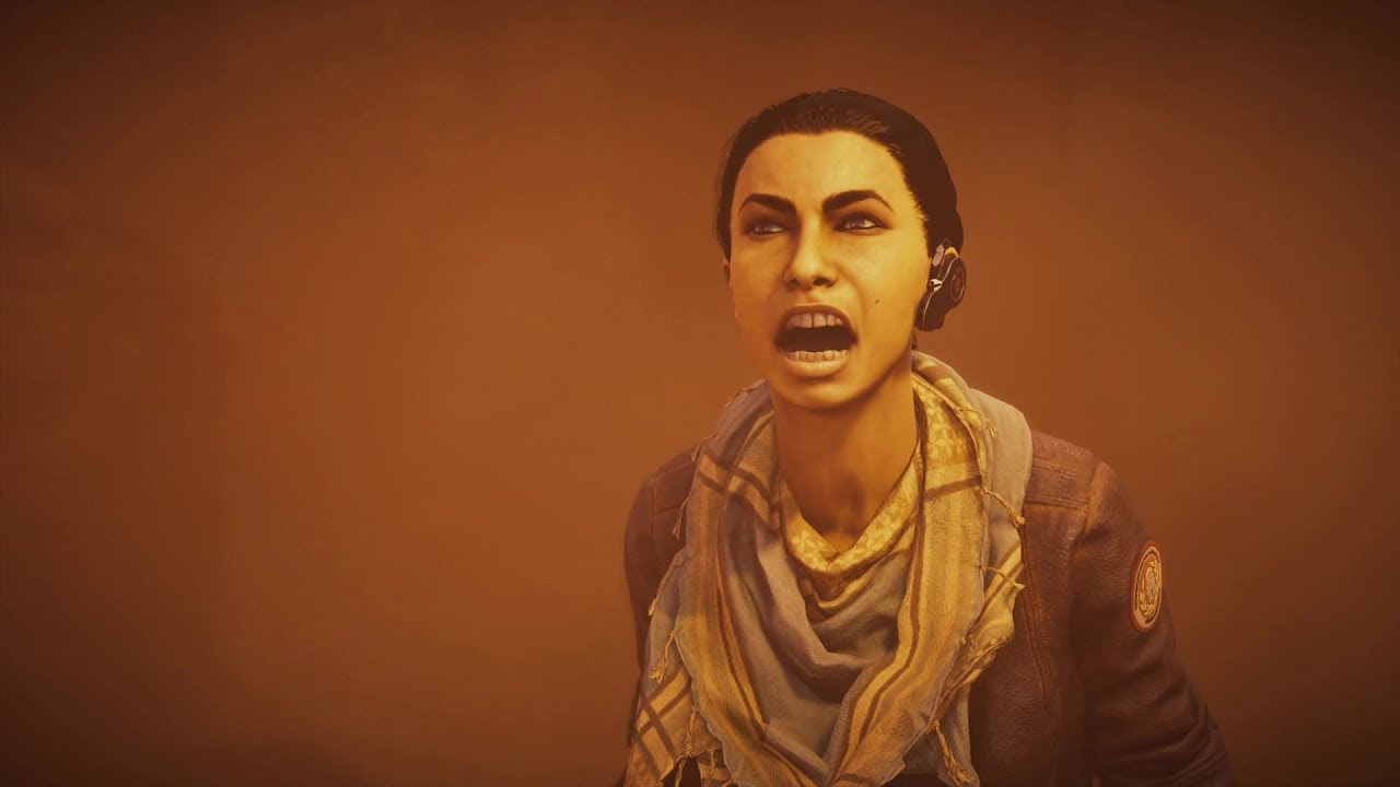 Assassin S Creed Origins Layla Hassan Combat Stealth Gameplay And